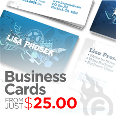 Business Cards (RUSH)