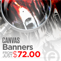 Banners (Canvas)
