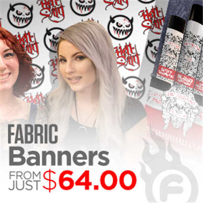 Banners (Fabric)